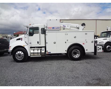 kenworth trucks for sale in pa 2017 kenworth t270 service utility truck for sale