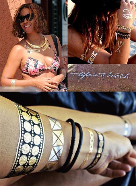 flash tattoo dourada quanto tempo dura tatuagens metalizadas flash tattoos chat feminino