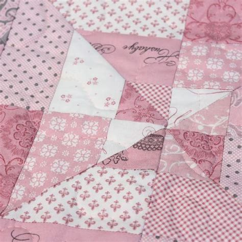 Patchwork Quilt For Baby - made patchwork quilt baby baby quilts
