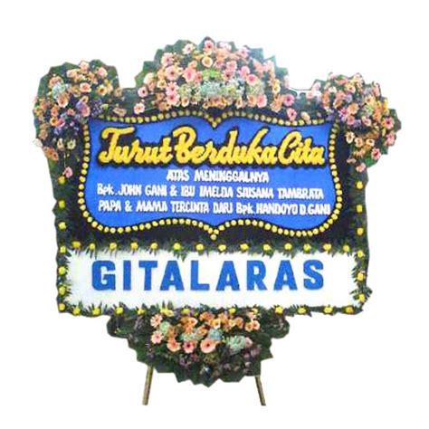 Papan Bunga Duka Cita 5 bunga papan duka cita harga 850 ribu tbm