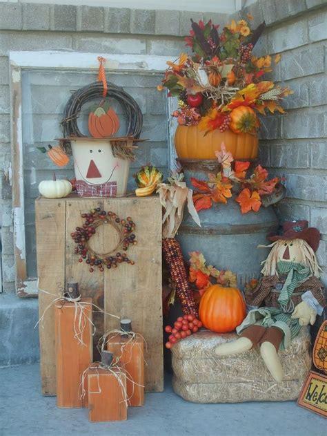 6 fall porch decor ideas b a s blog fall porch like the wooden pumpkins hey yall it s