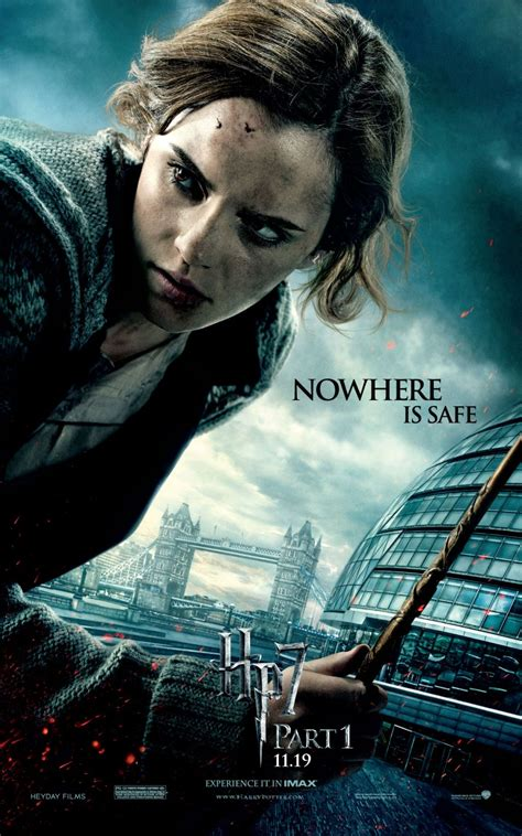 harry potter movies harry potter and the deathly hallows part i movie posters