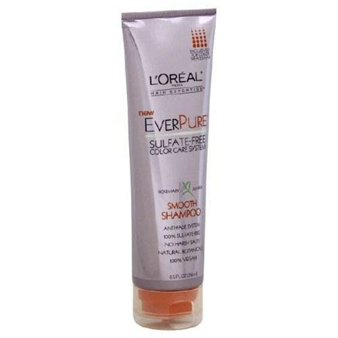 Loreal Smooth l oreal everpure smooth shoo and conditioner reviews in