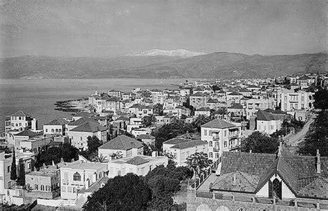 Apple Beirut Lebanon A Of What Beirut Lebanon Looked Like In 1920 Techgeek365