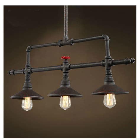 American Made Lighting Fixtures American Retro Pulley Wrought Iron Loft Vintage Pendant Light Industrial Ls E27 Edison