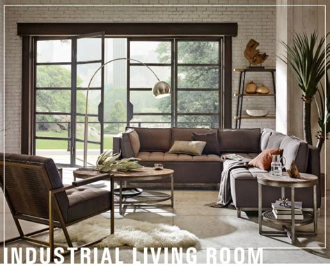 industrial living room furniture industrial living room american home furniture and mattress gt gt 15 beaufiful industrial living