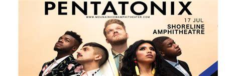 Pentatonix Tickets | pentatonix tickets 17th july shoreline amphitheatre at