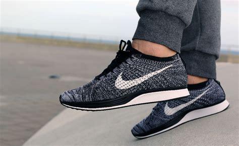 Nike Racer Flyknit 1 0 Oreo restock nike flyknit racer oreo 2 0 le site de la sneaker