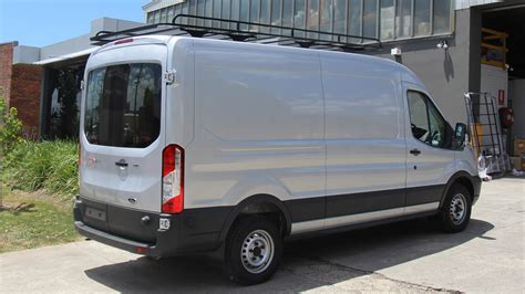 Ford Transit Roof Racks Used by Ford Transit Roof Racks