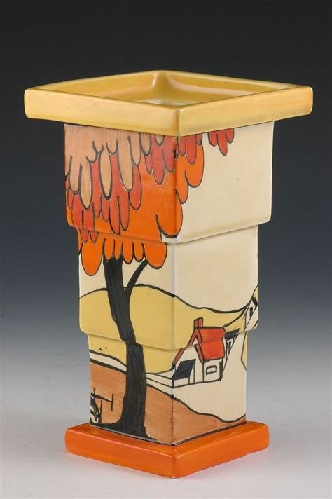 Clarice Cliff Vase Shapes by 17 Best Ideas About Clarice Cliff On Tea Pots