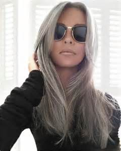 do like grey hair grey yay or nay farm girl