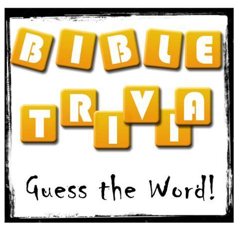 Bible Guess It bible trivia guess the word it app shop per