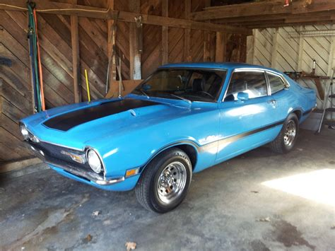 Ford Maverick Grabber by 1972 Ford Maverick Grabber Classic Ford Other 1972 For Sale