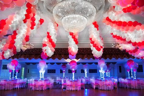 Balloons 15 ideas for balloon decorations mitzvah wedding sweet 16 party mazelmoments com