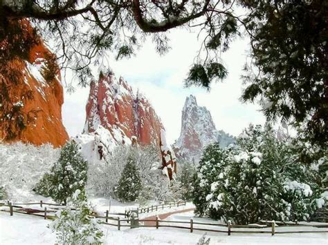 Garden Of The Gods Winter by Pin By Tracy Rollins Scentsy Certified Consultant On