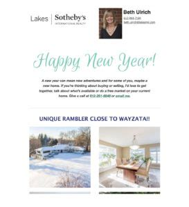 happy new year newsletter ulrich real estate