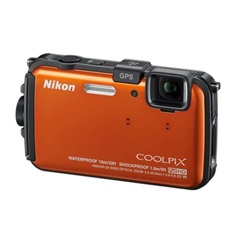 nikon waterproof price nikon coolpix aw100 price specifications features