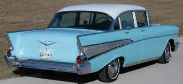 mad 4 wheels 1957 chevrolet bel air 4 door best