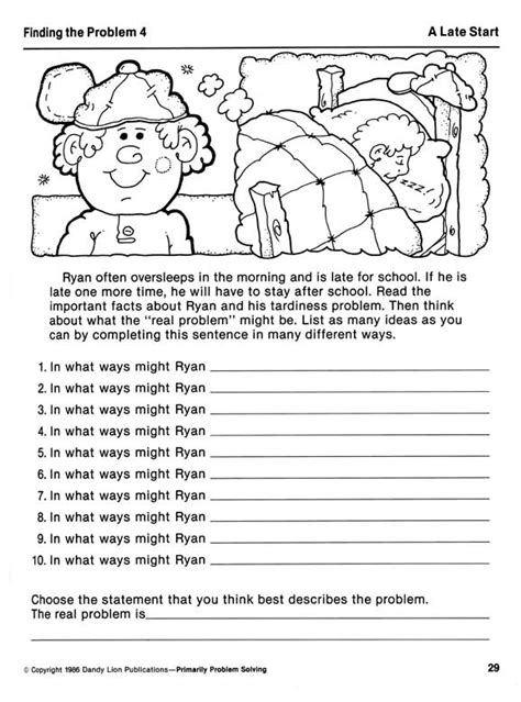 printable problem solving games for adults problem solving worksheets worksheets releaseboard free