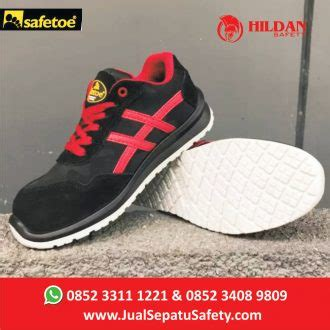 Sepatu Safety Shoes Safetoe Pictor sell sepatu safety merk safetoe type sirius sepatu safetoe