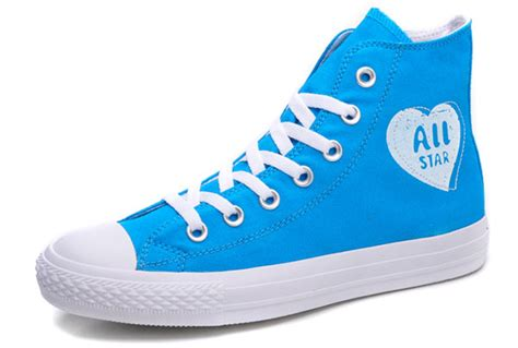 light blue high tops light blue converse high tops