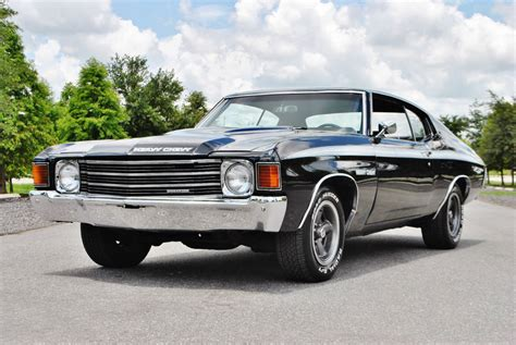 chevrolet chevelle heavy chevy project cars  sale