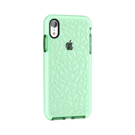 texture tpu for iphone xr green alexnld