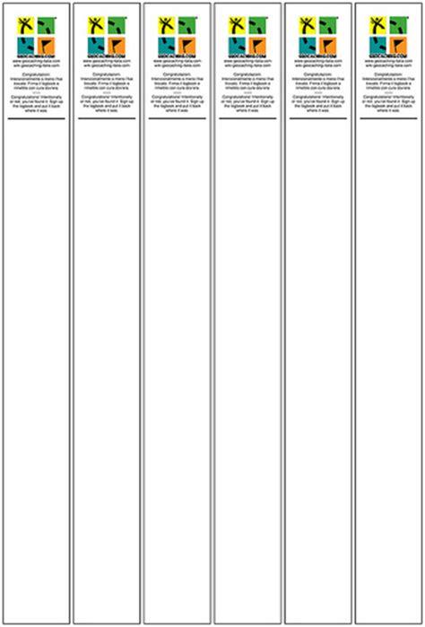 printable log book for geocaching microsoft word logbook bison doc geocaching italia
