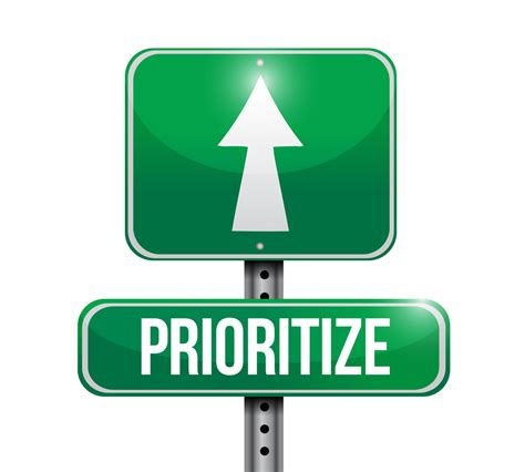 get it done how to prioritize your and tips