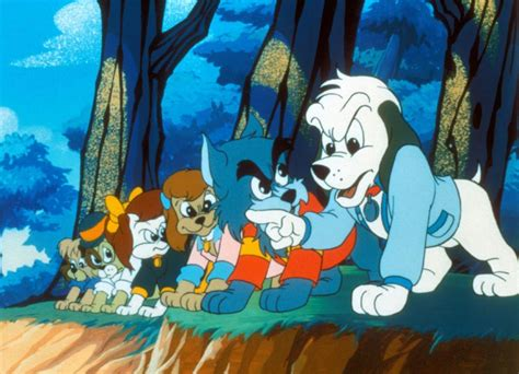 pound puppies and the legend of big paw the 10 weirdest animated musical of all time 171 taste of cinema reviews