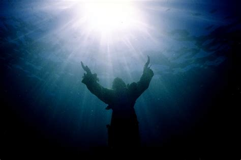 abyss wallpaper images christ of abyss underwater pics
