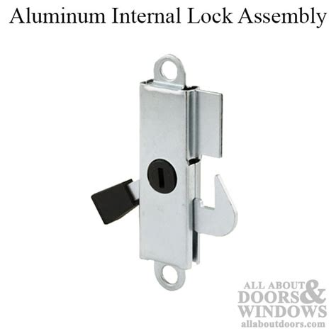 Sliding Glass Patio Door Lock Lock Assembly Vertical Keyway Sliding Patio Door Aluminum