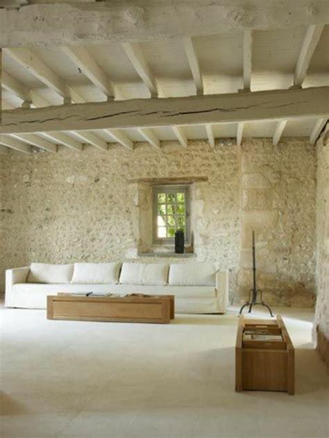 Impressionnant Mur En Pierre Apparente Interieur #5: e44b12e49cb6729e66dd61c6ffe9e26d--style-loft-salons.jpg