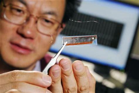 researchers use improved nanogenerators to power sensors