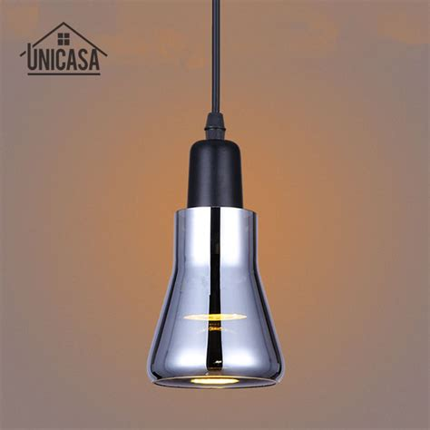 modern led glass pendant ceiling vintage light fixture glass shade modern pendant lights antique kitchen home