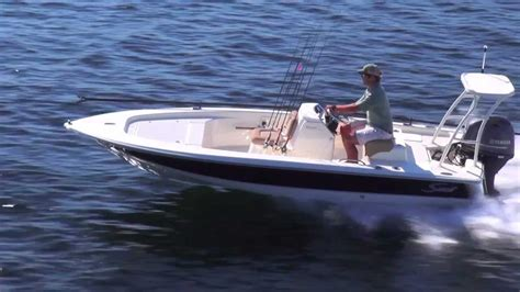 scout boats ratings scout boats 177 winyah youtube