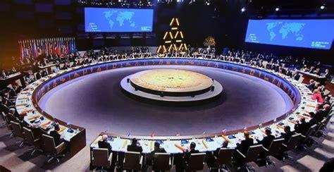 leader of illuminati in the world all world leaders wear illuminati symbol at summit except