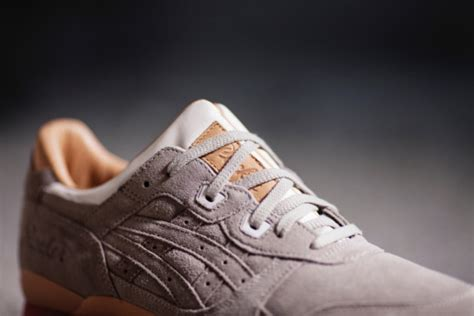 Asicg Gil Lyte Iii Packer Shoes packer shoes x asics gel lyte iii quot buck quot freshness mag