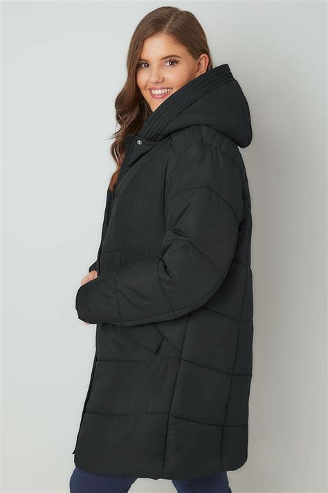Justcreat Couples Fashion Cotton Winter Gilet Vestblue black padded puffer jacket with plus size 16 to 36