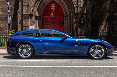 Aktuelle Ferrari Modelle by The Ferrari Gtc4 Lusso Review Photos Business Insider