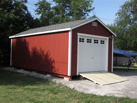 Garage Portable Buildings by Better Built Barns Better Built Barns Portable Garages