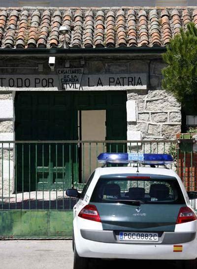 el mirador pedrezuela caen en una redada por drogas el jefe policial de el molar
