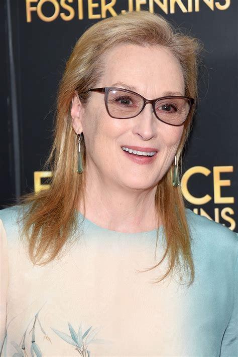 Meryl Streep Hairstyles by Meryl Streep Medium Cut Meryl Streep Looks
