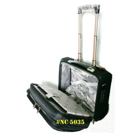 Harga Koper Merk Travel Time koper travel cabin nc 5035 tas laptop