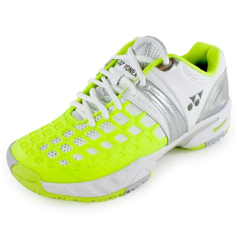 buy yonex s power cushion pro tennis shoes white
