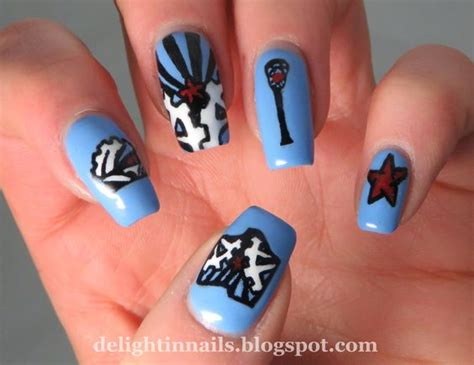 husband pedicure polish delight in nails hepicksmypolish lacrosse nail art