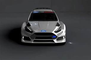 focus rs confirmed by ford performance for competition in