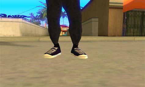 Sepatu Converse Sneakers Trendy gta san andreas sepatu converse converse shoes mod