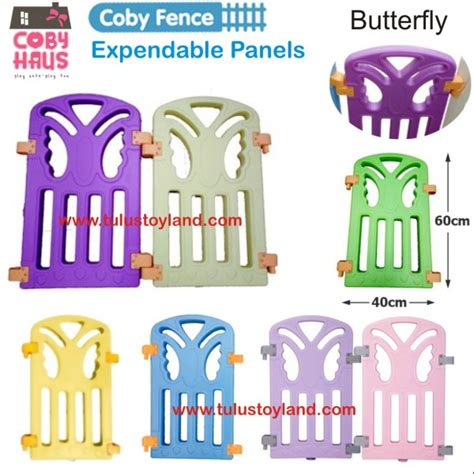 Coby Haus Gummy Slide Perosotan Anak coby haus coby fence expendable panels pagar extension