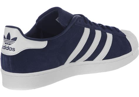 Adidas Slip On Suede Blue adidas superstar suede shoes blue white weare shop